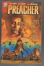 Preacher #6 - War in the Sun (Feb 1999, DC) 1st Printing TPB