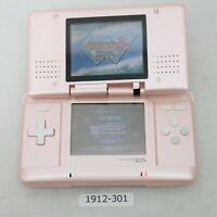 Nintendo DS Original console Pink Working condition /1912-301