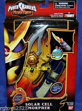 Power Rangers Mystic Force Solar Cell Morpher New with Lights and Sounds