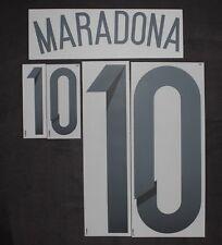 Original Argentinien Maradona-Flock für Adidas Home Trikot WM 2014-Quali 2016