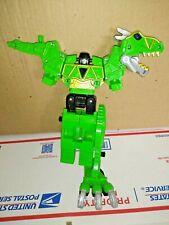 Power Rangers Dino Charge Green T-Rex Parasaurolophus Megazord Missing Pieces.