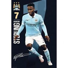 Manchester City Football Posters