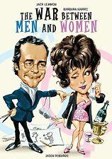 THE WAR BETWEEN MEN AND WOMEN JACK LEMMON BARBARA HARRIS NEW SEALE DVD FREE SHIP