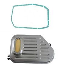 Set of Auto Trans Fluid Screen & Oil Pan Gasket CRP for BMW E39 E46 3 5 Series