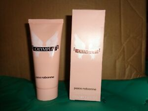 "Paco Rabanne ""Olympea"" Sensual Body Lotion 3.4oz New in Box"