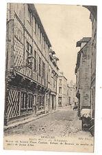 beauvais , vieille maison rue st-laurent