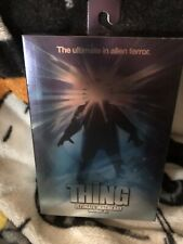 NECA THE THING Ultimate EDITION RJ Macready Outpost 31 MIP!!!