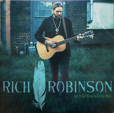 "RICH ROBINSON - Got to Get Better in a Little While  (Seale RSD 10"" Clear Vinyl)"