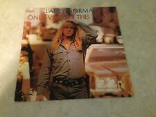 Larry Norman Only Visiting This Planet Vinyl LP Record Phydeaux Yellow Label!! 3