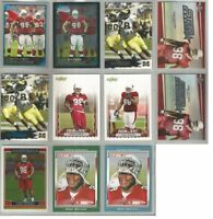 Gabe Watson Arizona Cardinals Michigan 11 card 2006 RC lot-all different