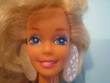"poupée Mattel ""Barbie"" superstart de 1989 lot N°475"