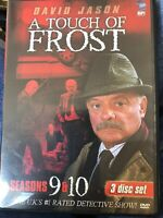 A Touch of Frost - Season 9  10 (DVD, 2006, 3-Disc Set)
