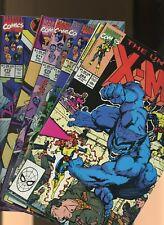 Uncanny X-Men 264,265,267,269,270,271,272 * 7 Book Lot * 3rd Gambit!