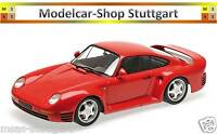 Porsche 959 rot (1987) - Minichamps 1:18 - neu