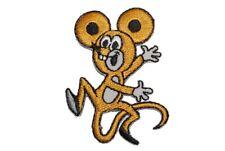 Der kleine Maulwurf - Pauli - 4,3 cm * 5,8 cm - BÜGELBILD Maus