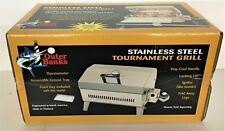Outer Banks Stainless Steel Tournament Grill #83702 Tailgating and Camping