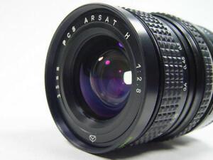 NEW. Arsenal PCS ARSAT H 1: 2.8 35mm Canon EOS EF Shift Lens. Kit. s/n 01097