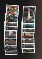 2014 Panini NBA Hoops Name Players Lot 26 Cards