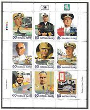 MARSHALL ISL SC 787 NH issue of 2001 - SHIPS - WAR