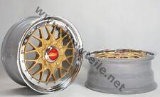 BBS RC 041 17 pollici Cerchi alu BMW e36 e46 e90 z3 VW 5x120 4x100 RS m3 e30 CULT