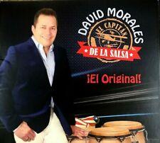 DAVID MORALES EL CAPITAN DE LA SALSA - EL ORIGINAL - CD