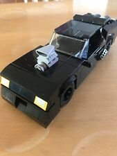 Mad Max Road Warrior Ford Falcon custom LEGO