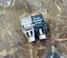 AVAGO TECHNOLOGIES HFBR-1522Z + HFBR-2522Z FIBER OPTIC TRANSMITTER + RECEIVER