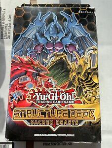 Sealed! Yugioh Soulburner Structure Deck 1st Edition Rare