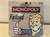 Monopoly Fallout Collector's Edition von Hasbro Deutsch Brettspiel Gesellschafts