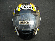 ARAI QUANTUM F HAGA REPLICA CASCO INTEGRALE FULL FACE HELMET B-STOCK