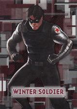 UPPER DECK MARVEL BEGINNINGS III 3 PRIME MICROMOTION CARD M3-56 WINTER SOLDIER