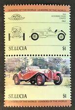 '1930 Alfa Romeo 1750' stamp