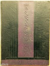 1944 ARMSTRONG HIGH SCHOOL YEARBOOK, THE SPIRIT OF ARMSTRONG, RICHMOND, VA