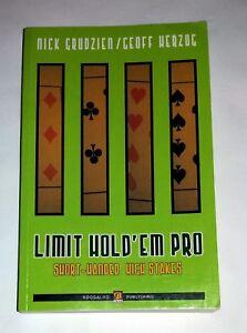 Limit Hold'em Pro - N. Grudzien, G. Herzog - Boogaloo Publishing, 2008