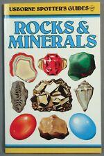 Usborne Spotter's Guide Rocks & Minerals, Alan Woolley