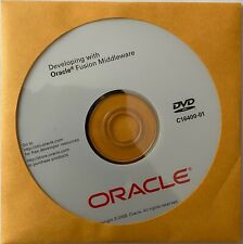 Oracle - Developing with Oracle Fusion Middleware - DVD - C16400-01
