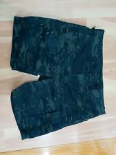 KITANICA MULTICAM BLACK 46 MADE IN USA SHORTS 5XL CARGO milirtary tactical