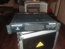 Behringer EP4000 2-Channels Power Amplifier (dj equipment subs)