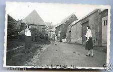 02 La Capelle . photo ancienne . 1932