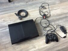 Sony-ps3-Playstation 3-Modell cechko 3-4003c - Konsole mit Controller