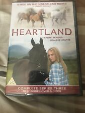 Heartland - Series 3 - Complete (DVD, 2012, 5-Disc Set) - New & Sealed