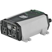 NEW Cobra Electronics 2.1a Usb 12-volt Dc To 120-volt Ac Power Inverter (400 Wat