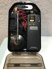 Radio Shack TRC-401 40 channel handheld CB radio dual power (Q)