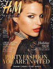 H&M Magazine Winter 2009 Kate Moss VG 070716DBE