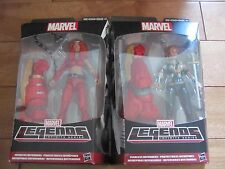 "MARVEL Legends Infinite Series both Fearless Defenders 6"" Build Hulkbuster NEW"