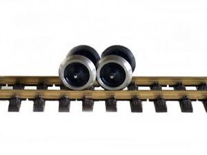 ZENNER Radsatz 35mm  2 Stück. Edelstahl Spur G