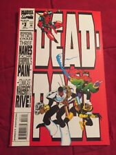 Deadpool: The Circle Chase #3 VF [Marvel Comics, 1993]