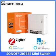 SONOFF ZBMINI ZigBee DIY Smart Wireless Switch Module Two Way App Remote Control