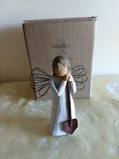 Willow Tree 'Angel of the Garden' Hand-Painted by Susan Lordi in Original Box