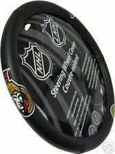 NIP Ottawa Sentators Steering Wheel Cover NHL New